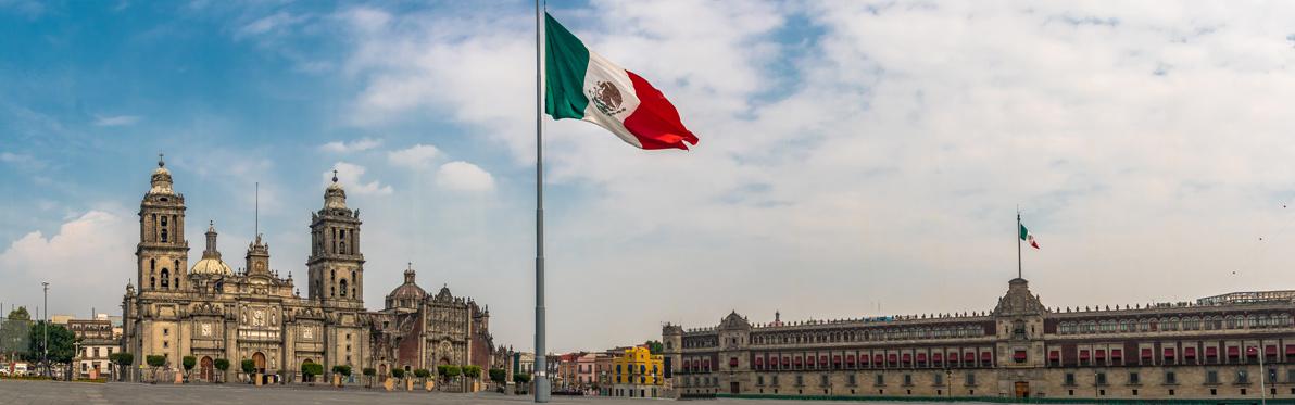 Voyage Découverte Mexique - Mexico, une Mégalopole Surprenante et Dépaysante