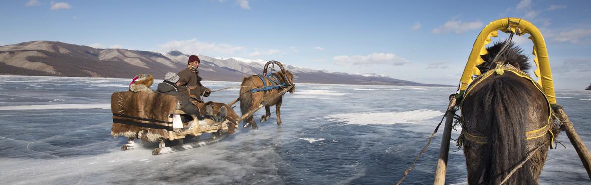 Voyage Découverte en Mongolie - Khuvsgul, la Perle Bleue de la Mongolie