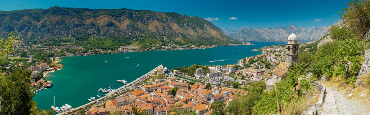 Voyage Découverte au Monténégro - Boka Kotorska, La Baie de Kotor