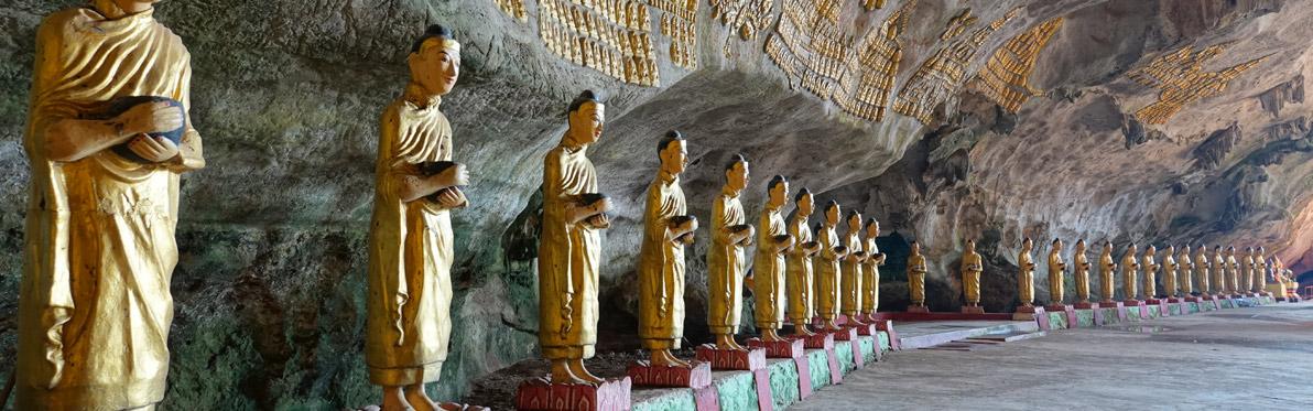 Voyage Découverte en Birmanie - Hpa-An, le joyau du Sud birman