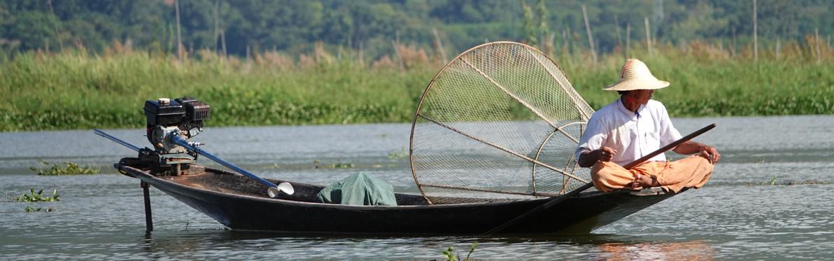 Voyage Découverte en Birmanie - Le Lac Inle, Un Bijou en Birmanie