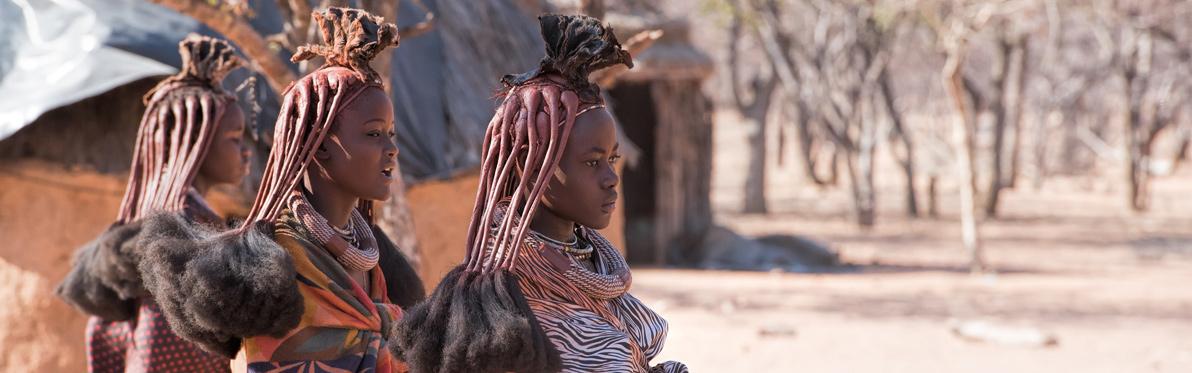 Voyage Découverte en Namibie - A la rencontre des Himbas
