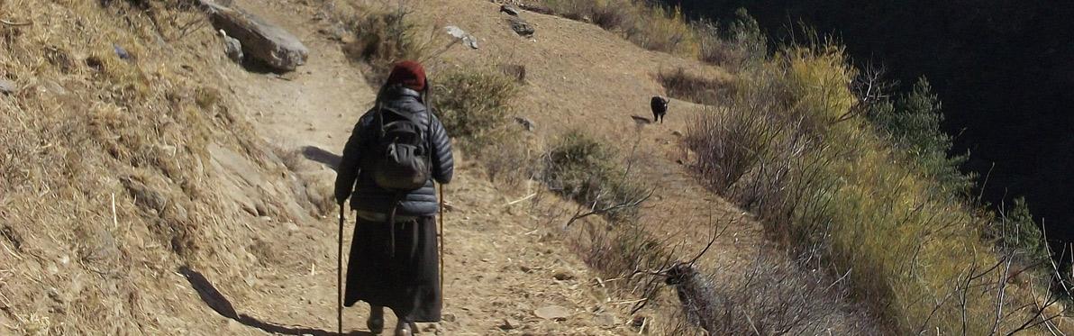 Voyage Découverte au Népal - Trek de la Tsum Valley