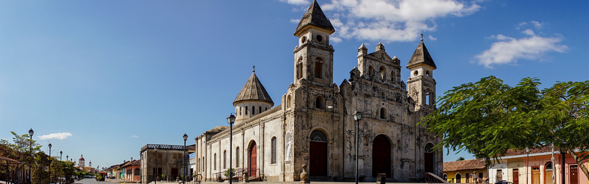 Voyage Découverte au Nicaragua - Granada, la Gran Sultana et ses environs