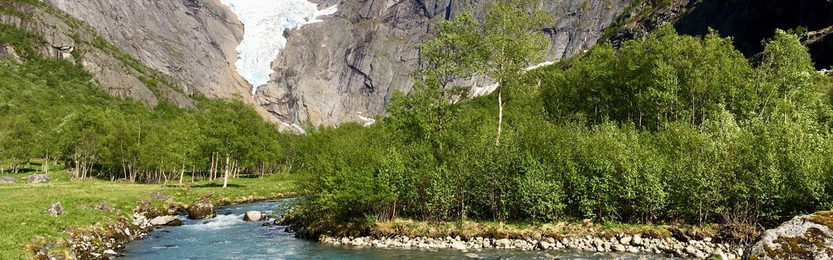Voyage Découverte en Norvège - Jostedalsbreen et les derniers glaciers d'Europe