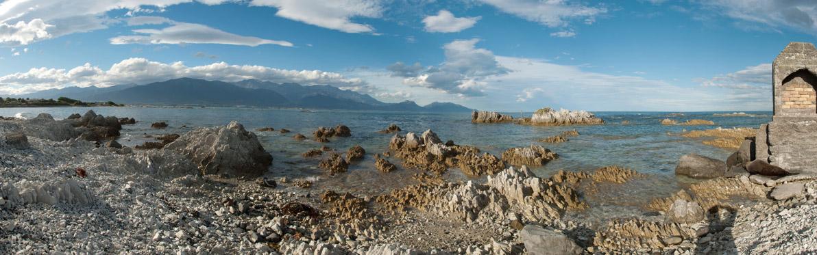 Voyage Découverte en Nouvelle-Zélande - Le Sel Marin et les Monts Enneigés de Kaikoura