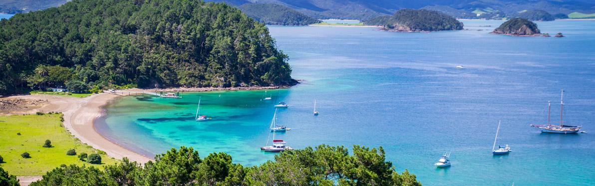 Voyage Découverte en Nouvelle-Zélande - Northland & Bay of Islands