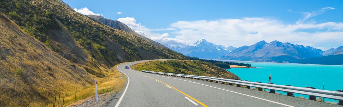 Voyage Découverte en Nouvelle-Zélande - Roadtrip sur l'Île du Sud
