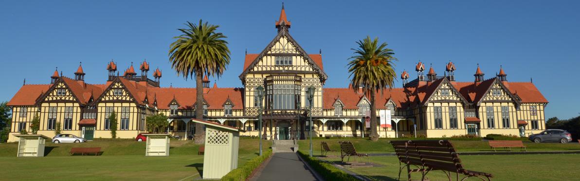 Voyage Découverte en Nouvelle-Zélande - Rotorua, une ville pleine de curiosité