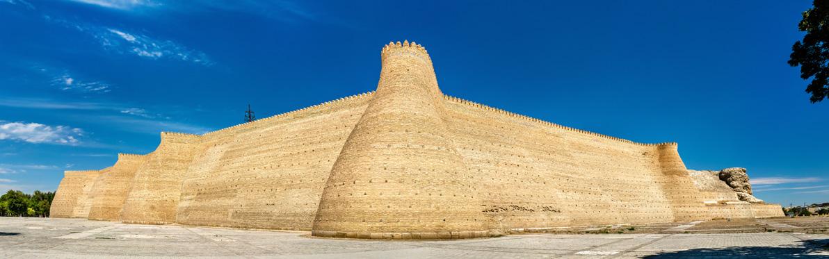 Voyage découverte en Ouzbékistan - Entre Mythes et Réalités
