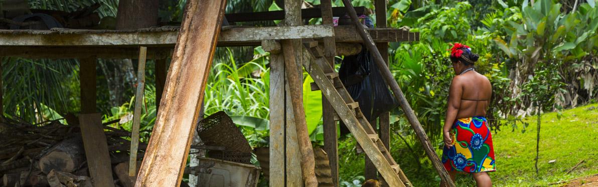 Voyage Découverte au Panama - A la rencontre des Indiens Embera