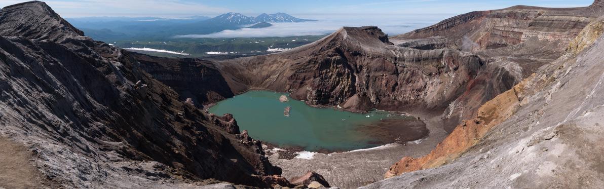Voyage Découverte en Russie - Le Kamchatka, Terre d'Ours et de Volcans