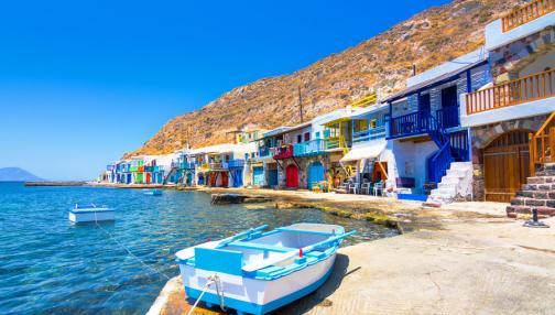 Milos, le diamant des Cyclades