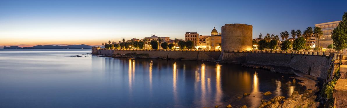 Voyage Découverte en Sardaigne - La Cité d'Alghero et sa Région