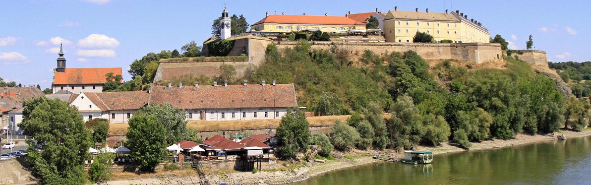 Voyage Découverte en Serbie - Novi Sad, l'Athènes Serbe au bord du Danube
