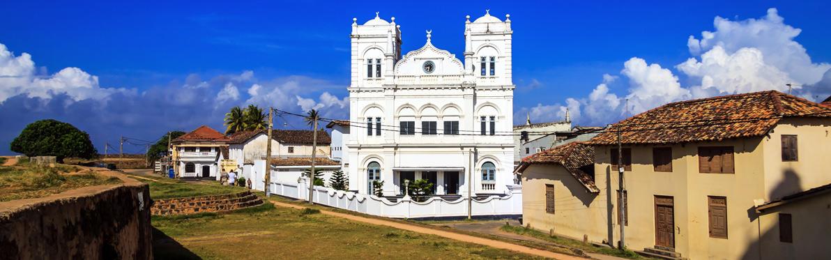 Voyage Découverte au Sri Lanka - Galle, au carrefour de l'Asie et de l'Europe