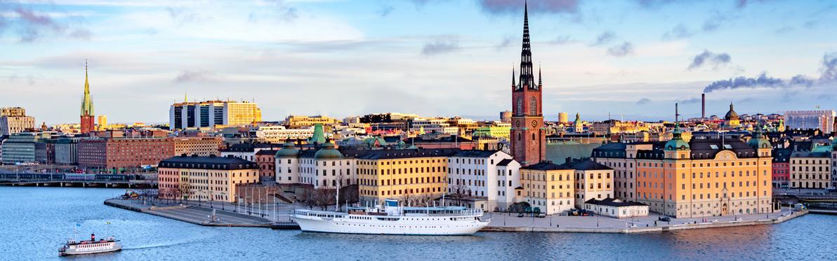 Voyage Découverte en Suède - Balade en Liberté à Stockholm