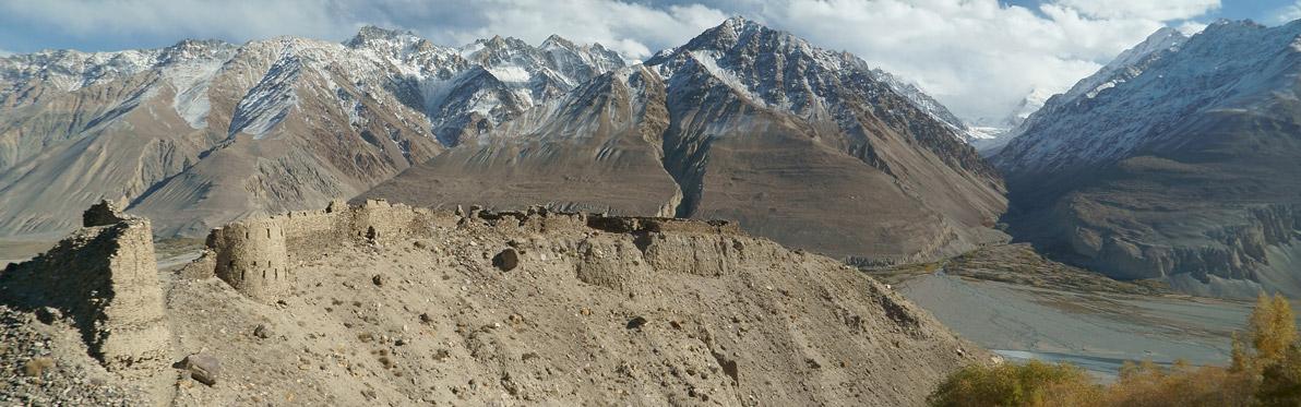 Voyage Découverte au Tadjikistan - Entre Ciel et Terre sur les Plateaux du Pamir