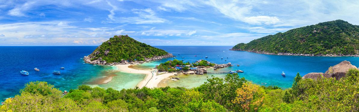 Voyage Découverte en Thaïlande - Découverte des Iles de Rêve