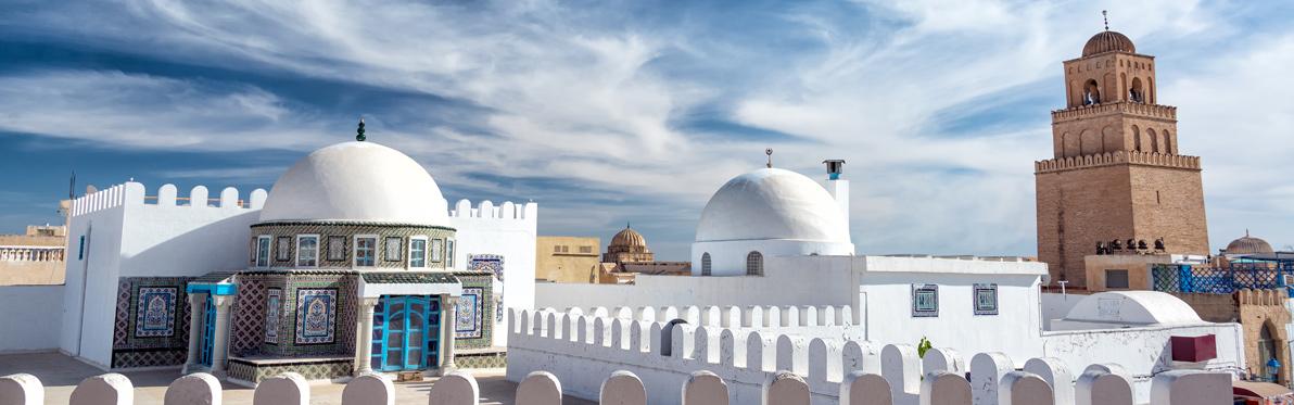Voyage Découverte en Tunisie - Kairouan, la Ville aux 300 Mosquées