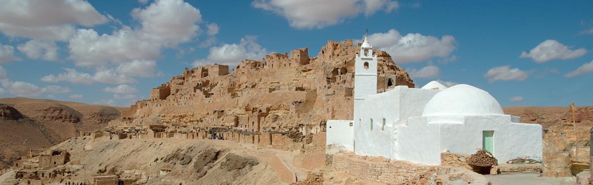 Voyage Découverte en Tunisie - Le Djebel Dahar, au Cœur des Forteresses du Désert