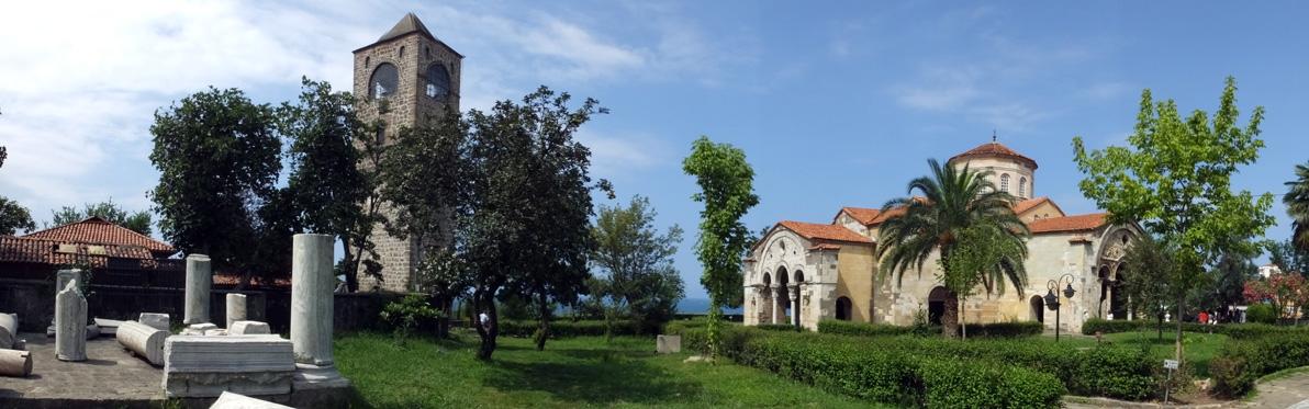 Voyage Découverte en Turquie - Trabzon et le Monastère de Sumela