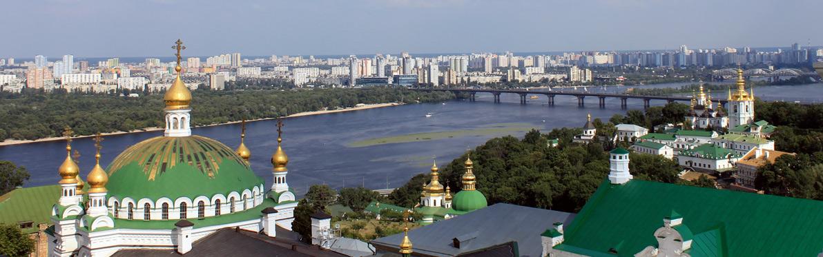 Voyage Découverte en Ukraine - Kiev, berceau de la religion orthodoxe