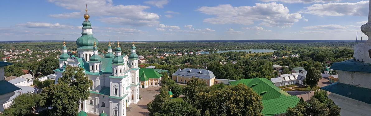 Voyage Découverte en Ukraine - Tchernihiv et l'architecture russe ancienne