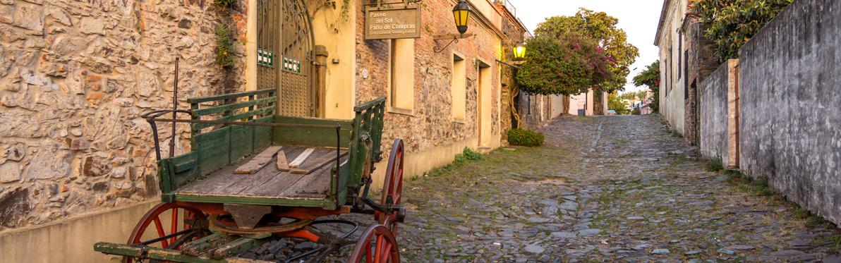 Voyage Découverte en Uruguay - Colonia del Sacramento, Pittoresque et Apaisante