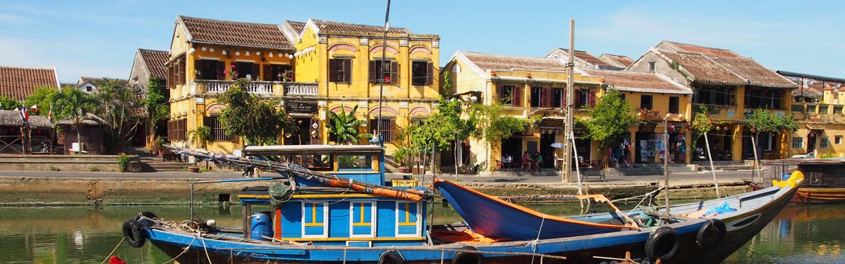 Voyage Découverte au Vietnam - Hoi An, l'Envoûtante