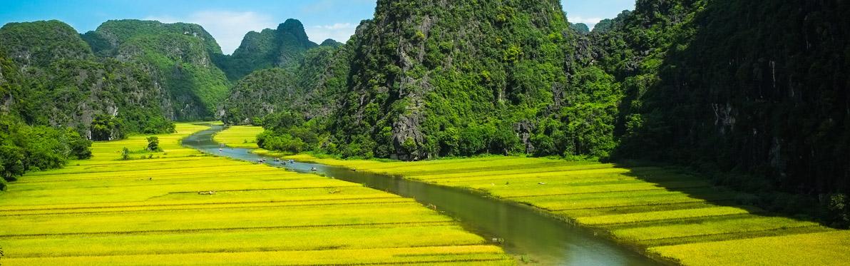 Voyage Découverte au Vietnam - Le Delta du Fleuve Rouge