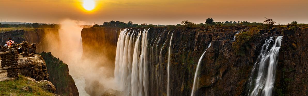 Voyage Découverte en Zambie - Les Chutes de la Démesure