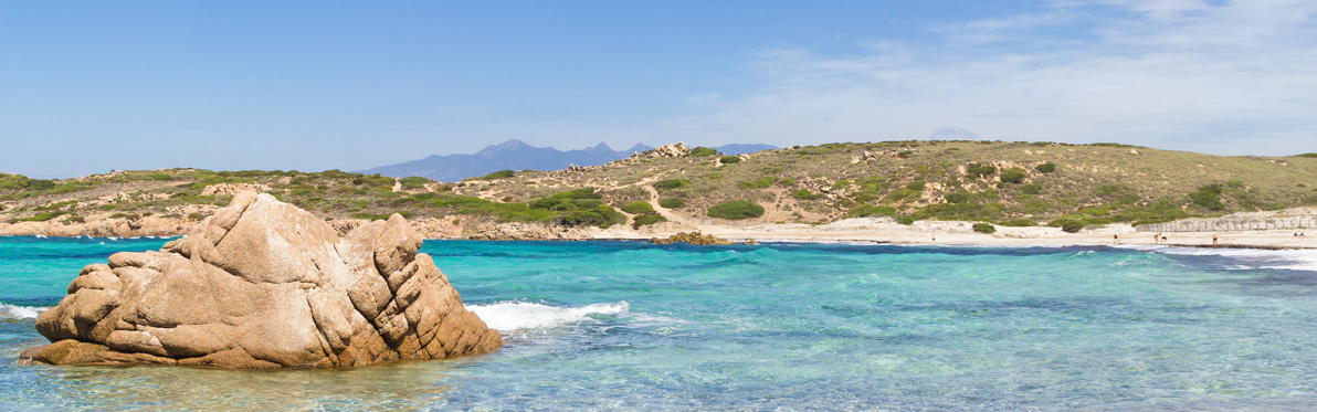 Voyage Découverte en France - D'îles en criques en Corse du Sud