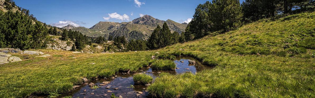 Voyage Découverte à Andorre - Entre lacs et montagnes