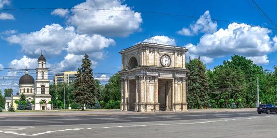 Guide de Voyage - Moldavie