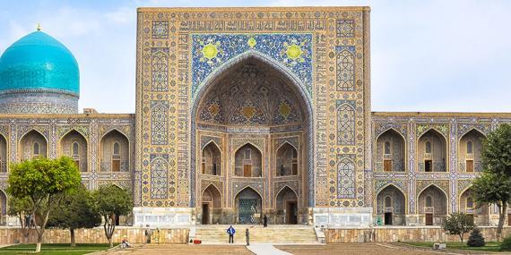 Guide de Voyage - Ouzbékistan