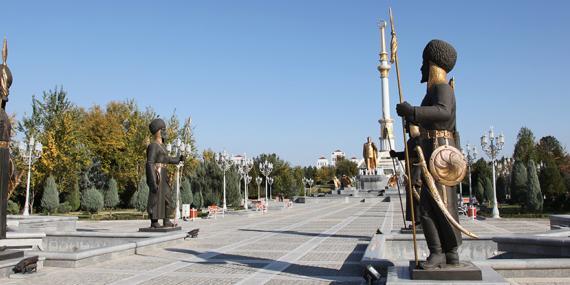 Guide de Voyage - Turkménistan