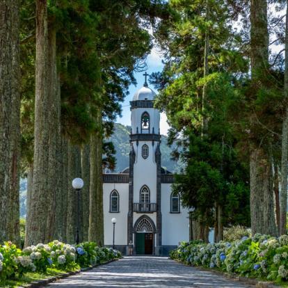 Circuit au Portugal: Terres Açoriennes