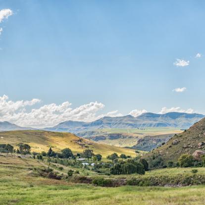 Trek en Afrique du Sud - Senqu trek