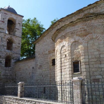 Circuit en Albanie: Patrimoine d'Albanie