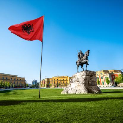 Circuit en Albanie: L'Albanie, Terre Incognita