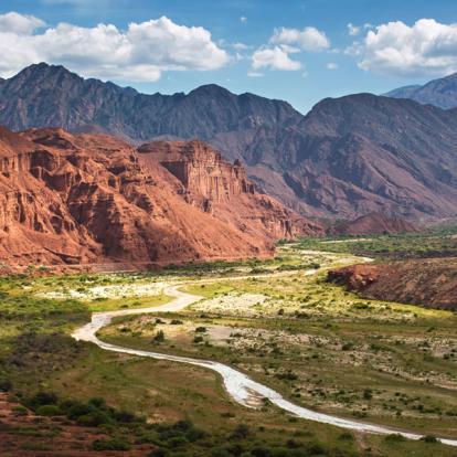 Circuit en Argentine : Horizon d'Argentine