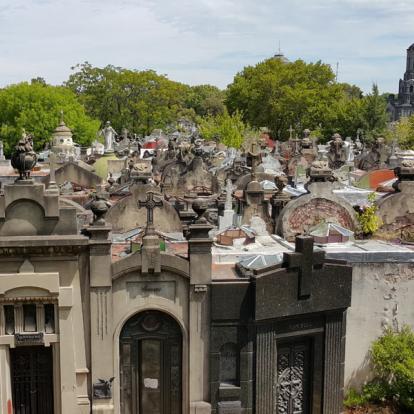 Circuit en Argentine : Milongas de Buenos Aires