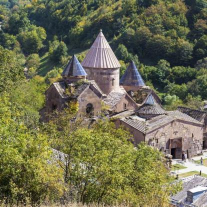 Circuit en Arménie : Porte ouverte sur l'Orient