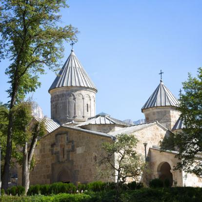 Circuit en Arménie : Chemins Sonores