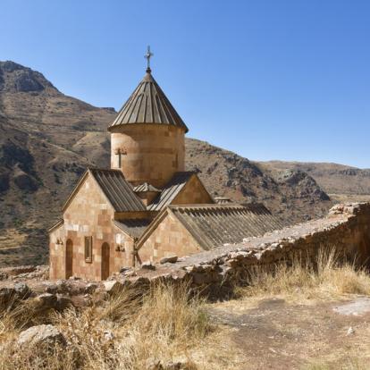 Circuit en Arménie : Exploration de l'Arménie Multiculturelle