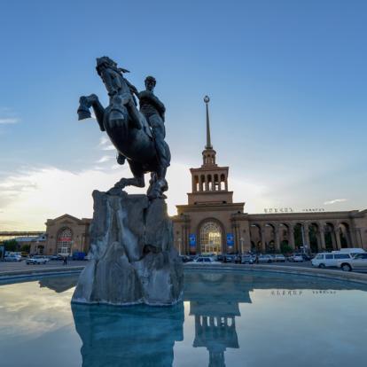 Circuit en Arménie : Grand Tour Culinaire et Vinicole de l'Arménie
