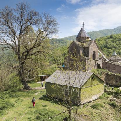 Voyage en Arménie : Grand Tour Culinaire et Vinicole de l'Arménie