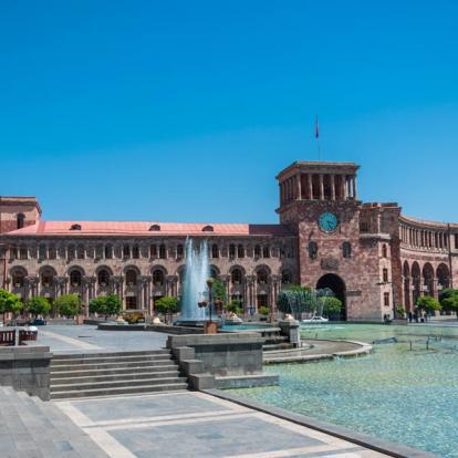 Voyage en Arménie : La Petite Arménie