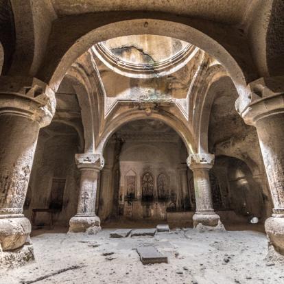 Voyage en Arménie : Le Patrimoine de l'Arménie